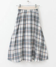 スカート 【別注】O'NEIL OF DUBLIN×DOORS Check Swing Skirt|ZOZOTOWN PayPayモール店
