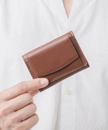 財布 イタリアンレザー スキミング防止機能付き 三つ折り ミニ財布 ZOZOTOWN PayPayモール店