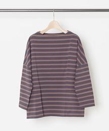 tシャツ Tシャツ 【conges payes】【TVドラマ着用】バスクシャツ ZOZOTOWN PayPayモール店