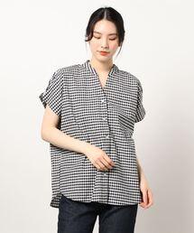 シャツ ブラウス 綿ヘンプスキッパーシャツ|ZOZOTOWN PayPayモール店