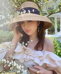 帽子 ハット Long Ribbon Casablanca hat|ZOZOTOWN PayPayモール店