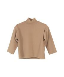 tシャツ Tシャツ 【isookbaby】ハイネックドロップショルダートップス|ZOZOTOWN PayPayモール店