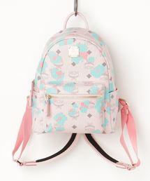 リュック MCM/エムシーエム/Floral Leopard BackPack Mini|ZOZOTOWN PayPayモール店