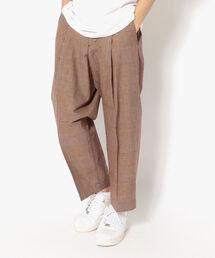 パンツ HAVERSACK(ハバーサック)グレンチェックパンツ/GLEN CHECK PANTS|ZOZOTOWN PayPayモール店