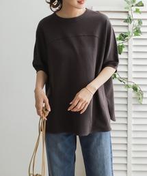 tシャツ Tシャツ スラブインレイ5分袖プルオーバー|ZOZOTOWN PayPayモール店