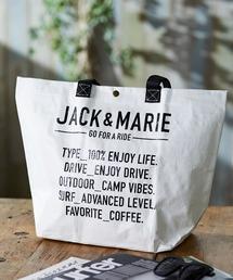 トートバッグ バッグ JACK & MARIE フリートートバック゛S TP ZOZOTOWN PayPayモール店