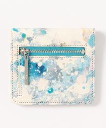 財布 誰かの為の青 2つ折り財布|ZOZOTOWN PayPayモール店