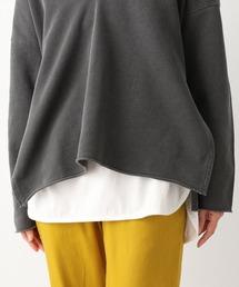 tシャツ Tシャツ ラウンドヘムロングTEE 889017|ZOZOTOWN PayPayモール店