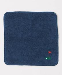 タオル ハンカチ モチーフ刺繍 タオルハンカチ|ZOZOTOWN PayPayモール店