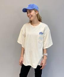 tシャツ Tシャツ BILLABONG/ビラボン  ビッグシルエット  ポケットTシャツ  BB013-215|ZOZOTOWN PayPayモール店