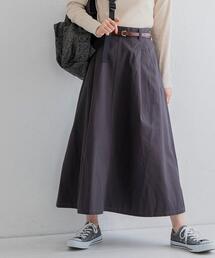 スカート ロングフレアワークスカート ZOZOTOWN PayPayモール店