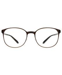 サングラス ボストン型 クリアレンズサングラス|Zoff UV CLEAR SUNGLASSES (UV100%カット)|ZOZOTOWN PayPayモール店