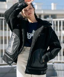 ジャケット ブルゾン シープボアB-3タイプ ブルゾン|ZOZOTOWN PayPayモール店