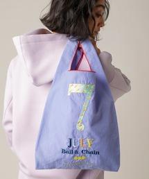 エコバッグ バッグ JULY エコバッグ【BALL&CHAIN】|ZOZOTOWN PayPayモール店