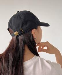帽子 キャップ 【newhattan】  ニューハッタン キャップ STONE WASHED TWILL CAP|ZOZOTOWN PayPayモール店