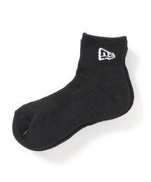 靴下 【NEW ERA】ロゴソックス アンクル 3ペア [BSC]|ZOZOTOWN PayPayモール店
