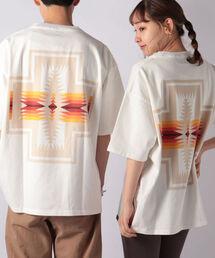 tシャツ Tシャツ 【PENDLETON/ペンドルトン】Back Print Tee ビッグシルエット Tシャツ|ZOZOTOWN PayPayモール店