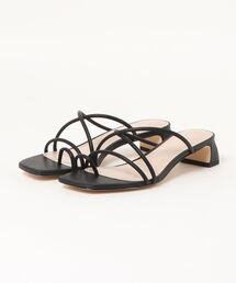 サンダル ストラッピートゥリング サンダル / Strappy Toe Ring Sandals|ZOZOTOWN PayPayモール店