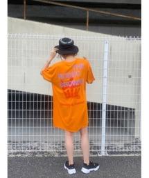 ワンピース Spray crownビッグTシャツワンピース|ZOZOTOWN PayPayモール店