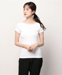 tシャツ Tシャツ Ginger 半袖ボートネックTシャツ ZOZOTOWN PayPayモール店