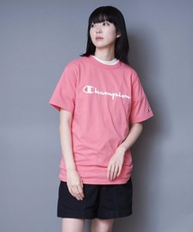 tシャツ Tシャツ 【CHAMPION】スクリプトロゴプリントTシャツ/ロゴプリント/チャンピオン|ZOZOTOWN PayPayモール店