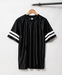 tシャツ Tシャツ 【W】【it】【LA SPEEDY】CREW NECK SLEEVE LINE|ZOZOTOWN PayPayモール店