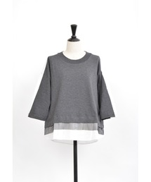 tシャツ Tシャツ 60/-ファイン裏毛 ワイドスライドT ZOZOTOWN PayPayモール店