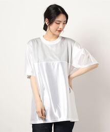 tシャツ Tシャツ 【W】【it】【LA SPEEDY】CREW NECK TWO TONE|ZOZOTOWN PayPayモール店