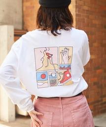 tシャツ Tシャツ WEGO/【WEB限定】GILDANバックプリントロンT|ZOZOTOWN PayPayモール店
