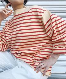 tシャツ Tシャツ IENA LA BOUCLE ボーダー天竺プルオーバー◆|ZOZOTOWN PayPayモール店