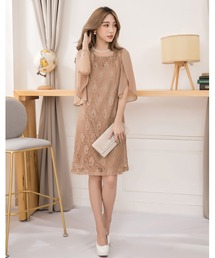 ドレス 大人女子ケープドレス|ZOZOTOWN PayPayモール店