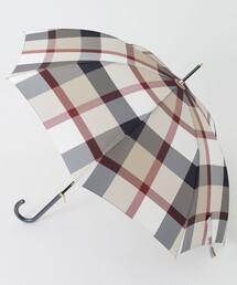 傘 クレストブリッジチェック長傘|ZOZOTOWN PayPayモール店