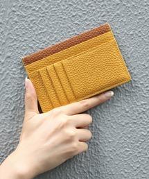 カードケース [新作]ZOZO限定【牛革】配色カードケース/フラグメントケース|ZOZOTOWN PayPayモール店