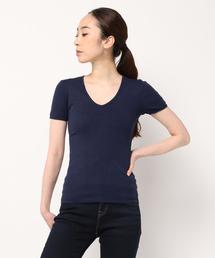 tシャツ Tシャツ Amy VネックTシャツ ZOZOTOWN PayPayモール店