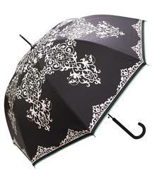 傘 完全遮光晴雨兼用 ジャンプ傘 アラベスク柄 ZOZOTOWN PayPayモール店