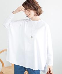 tシャツ Tシャツ 暑い時期もさらっとした着心地 接触冷感ポンチョロンT|ZOZOTOWN PayPayモール店