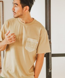 tシャツ Tシャツ バンダナポケットTシャツ S/S ZOZOTOWN PayPayモール店