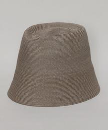 帽子 ハット 麻ブレードコンパクトハット - W-211236|ZOZOTOWN PayPayモール店