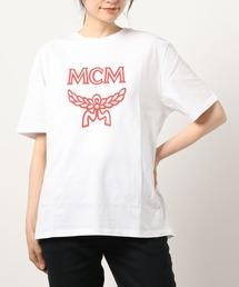 tシャツ Tシャツ MCM/エムシーエム/クラシックロゴ Tシャツ|ZOZOTOWN PayPayモール店