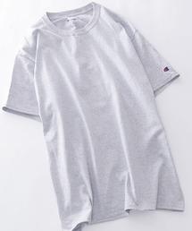 tシャツ Tシャツ Champion/チャンピオン ロゴ刺繍 ビッグシルエット半袖Tシャツ 無地T トップス Tシャツ|ZOZOTOWN PayPayモール店