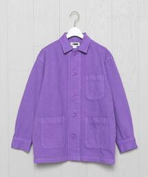 ジャケット カバーオール <H>COTTON DRILL COVERALL/カバーオール|ZOZOTOWN PayPayモール店