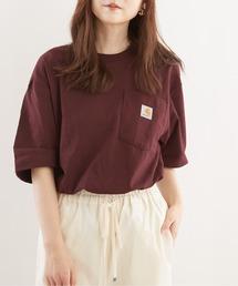 tシャツ Tシャツ 【carhartt/カーハート】carhartt POCKET TEE(BEY) ZOZOTOWN PayPayモール店