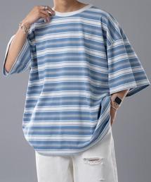 tシャツ Tシャツ マルチボーダーTシャツ|ZOZOTOWN PayPayモール店