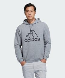 パーカー アイアンアディダスロゴ   長袖プルオーバーフーディー【adidas Golf/アディダスゴルフ】 ZOZOTOWN PayPayモール店