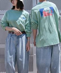tシャツ Tシャツ ペロリンガールロンT(ユニセックス)|ZOZOTOWN PayPayモール店