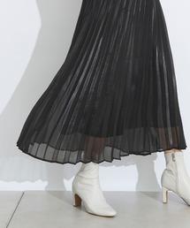 スカート オーロラシアープリーツスカート|ZOZOTOWN PayPayモール店
