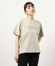 tシャツ Tシャツ 丸メガネロゴTシャツ|ZOZOTOWN PayPayモール店