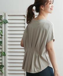 tシャツ Tシャツ コットンバックタックフレンチプルオーバー|ZOZOTOWN PayPayモール店