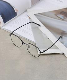サングラス 《UVカット99%》変形フレーム伊達眼鏡/サングラス|ZOZOTOWN PayPayモール店