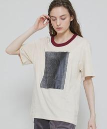 tシャツ Tシャツ 【muller of yoshiokubo(ミュラーオブヨシオクボ)】 Tessellated Tシャツ MLF20111|ZOZOTOWN PayPayモール店